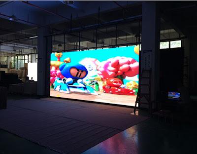 Nhà phân phối màn hình led p2 indoor tại Bắc Kạn