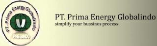 Lowongan Kerja di PT. Prima Energy Globalindo Surabaya Februari 2019