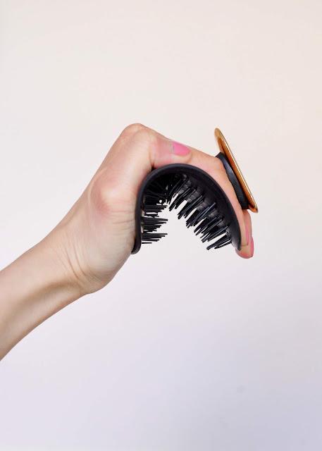 Manata hair brush review
