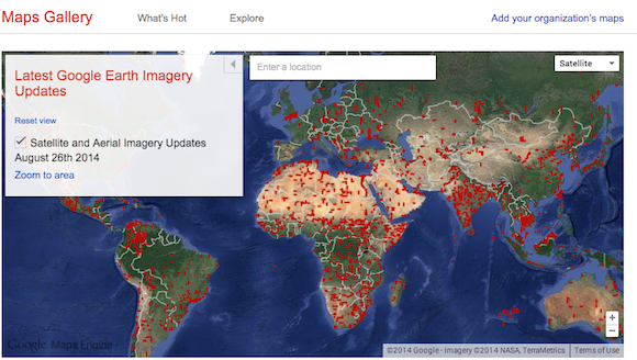 Google All Your Google Map - Google map satellite zoom