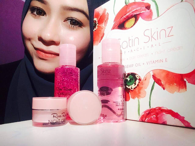Satin Skinz Facial 3+1