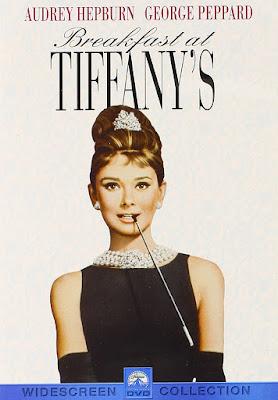 Breakfast at Tiffany's DVD box