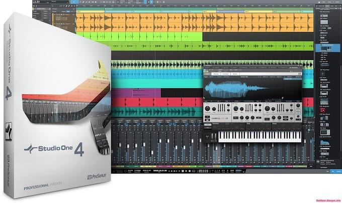 Download Studio One Pro 4.1.4.51719 Full Cr@ck