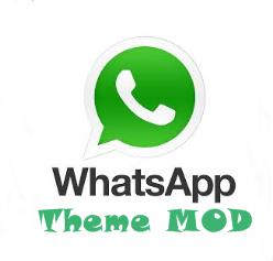 Cara Mengganti Tema Whatsapp Jadi Keren