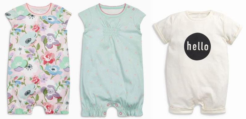 jakie ubranka dla noworodka