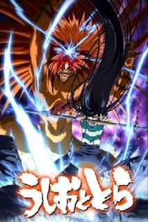 detail dan nonton trailer anime Ushio to Tora (TV) (2015)