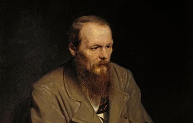مجموعة  اقتباسات و أقوال مميزة للكاتب الروسي الشهير فيودور دوستويفسكي