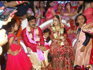 Pawan Singh and Jyoti Singh Marriage Picture 6