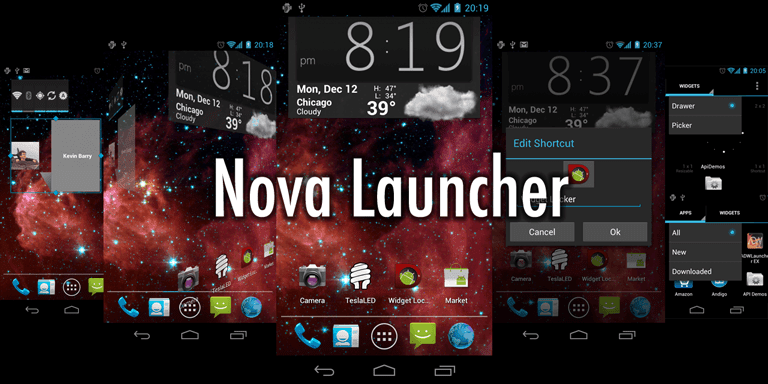 Nova Launcher Prime Apk Download Latest Version 1 1 For Android And Windows Phone Android Packages