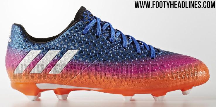 Fuite Messi Des Chaussures 2017 Adidas 16 Blue 1 Incroyables Blast vwN0nm8O