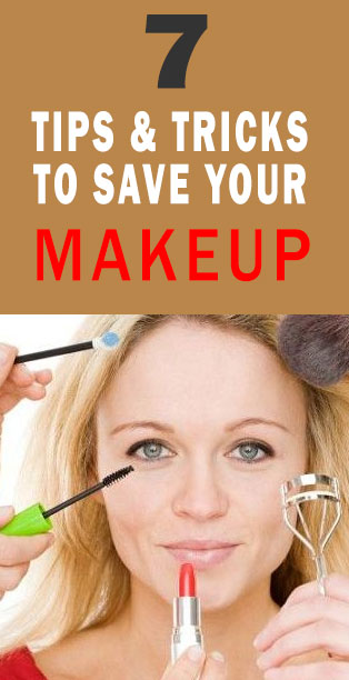 7 Tips & Tricks To Save Your Makeup