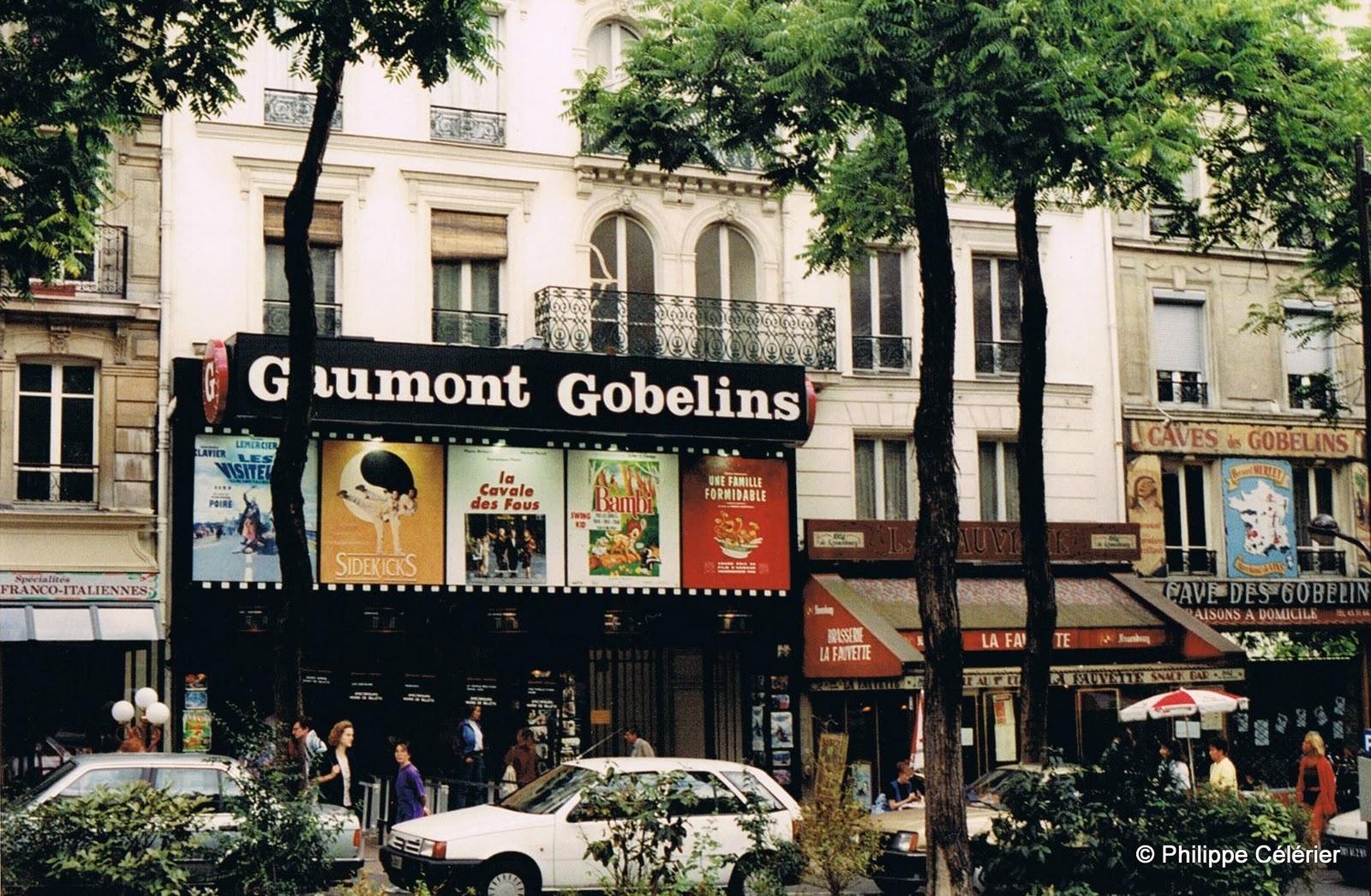 cin fa ades gaumont gobelins paris 13 me. Black Bedroom Furniture Sets. Home Design Ideas