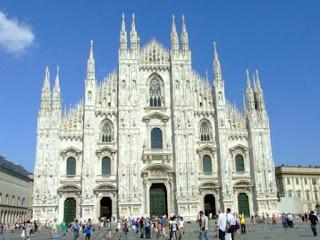 Catedral de Milan, Italia