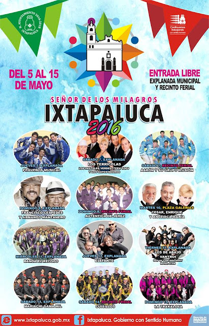 Feria ixtapaluca 2016