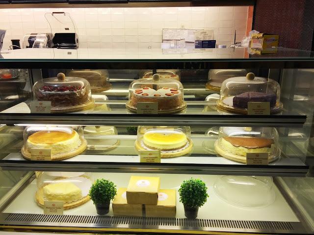 Crepe Amelie cakes Antel 2000 Valero Makati City