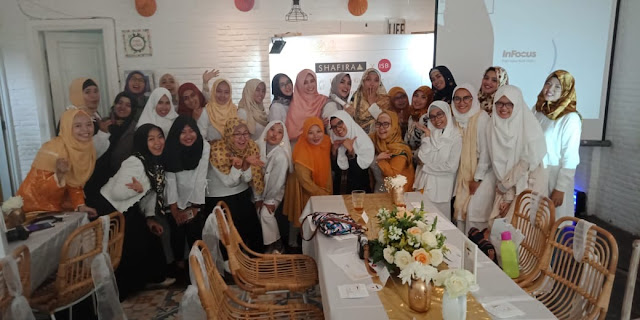 inspiring journey 30 tahun perjalanan shafira