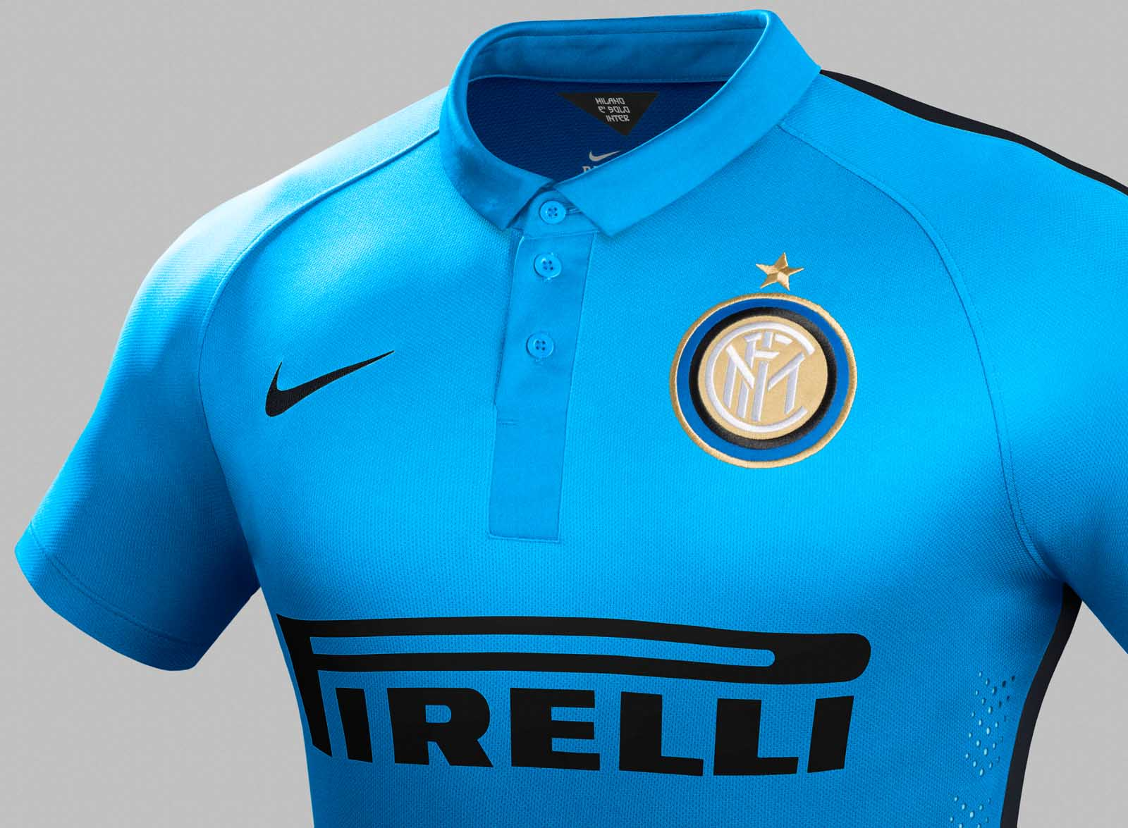 buy online 33e4a a5c3b Footy News: NEW NIKE INTER 14-15 HOME, AWAY, THIRD KITS