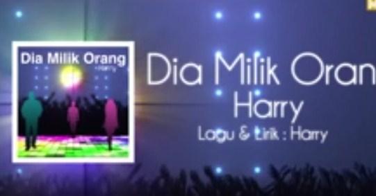 Koleksi Full Album  Lagu Harry mp3 Terbaru dan Terlengkap