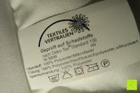 Etikett: MESANA Premium Matratzen-Schoner | Größe: 140x200 cm, Höhe: 27cm | weiß aus Soft Touch Microfaser | 100% Polyester | Matratzen-Auflage auch für Ihr Boxspring-Bett und Wasserbett | Unter-Bett