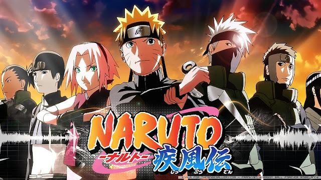 Naruto Shippuden MEGA