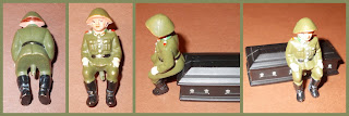 54mm Figures; 54mm East German; 54mm Toy Soldiers; 54mm Troops; East German Infantry; East German Toy Soldiers; East German Soviet Era Infantry; Unknown Toy Soldiers; Small Scale World; smallscaleworld.blogspot.com; Vintage Plastic Figures; Vintage Plastic Soldiers; Vintage Plastic Toys; Vintage East German Infantry; Vintage Toy Figures; Vintage Toy Soldiers; Cold War Plastic Toy Figures; Cold War Russian Infantry; Cold War Toy Soldiers; Warsaw Pact, WP Toy Soldiers