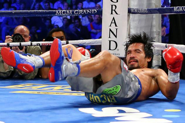 Nike Fires Manny Paquiao After Homophobic Smack Talk