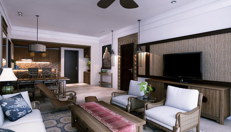 Thiết kế căn hộ Golden Peak Trần Phú