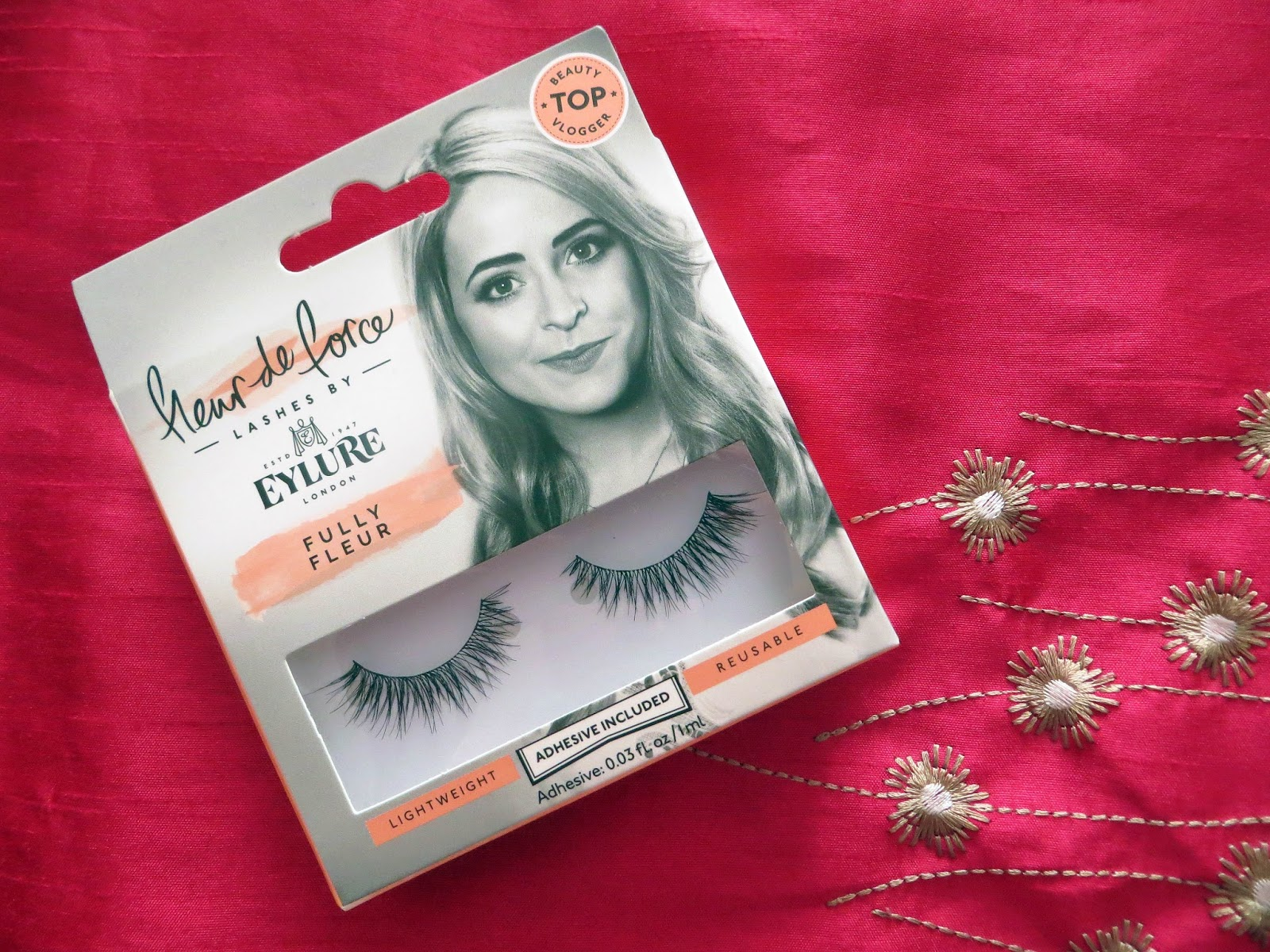 6fd37234ff6 I think I've mentioned a fair few times in the past that when it comes to false  lashes, I am very much a fan of Eylure. I love their classic range and ...