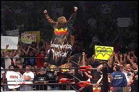 The Horror Movie BBQ: Remembering WCW Halloween Havoc