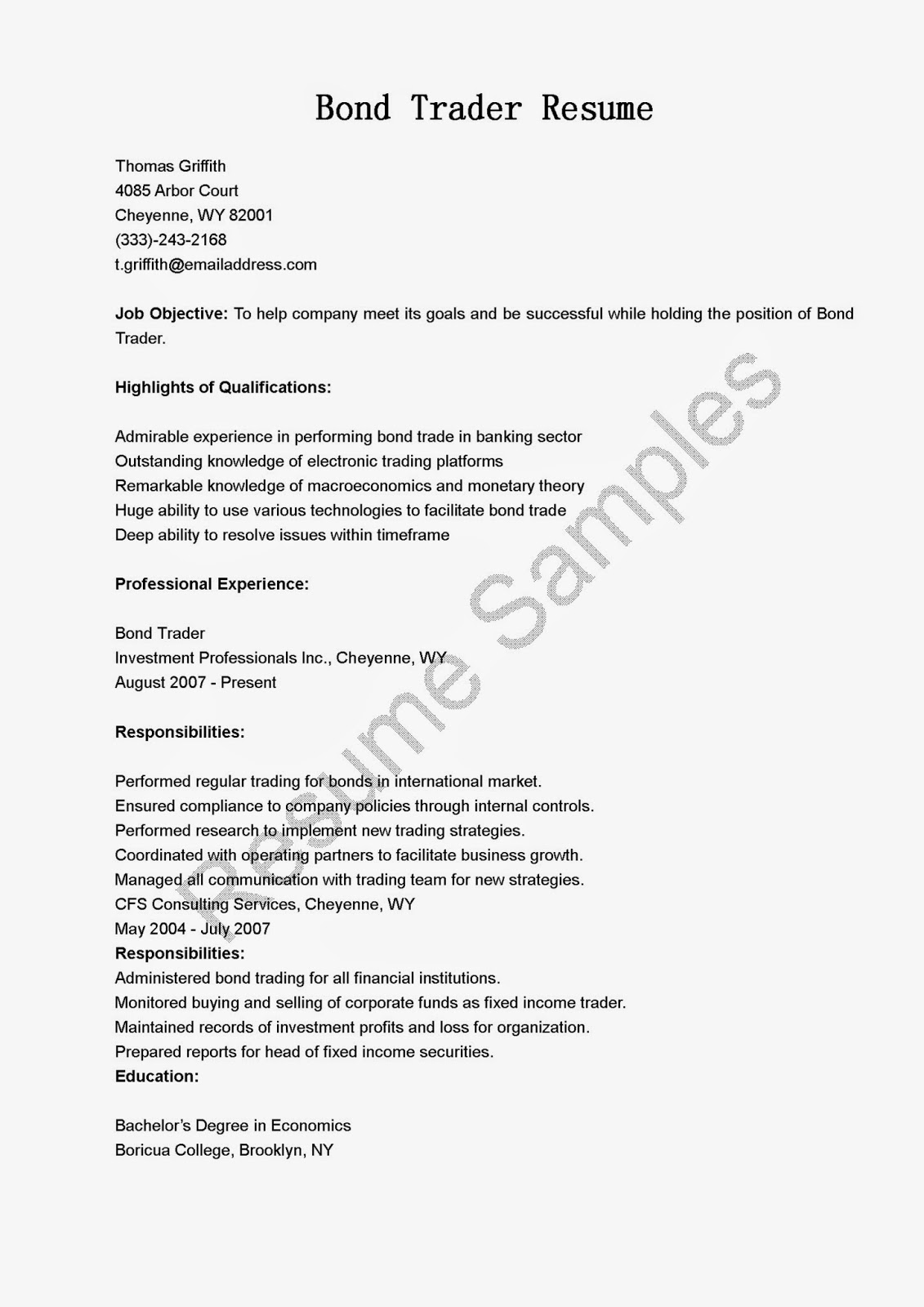 Philip Green CV Best Marketing Resumes Tradeciety