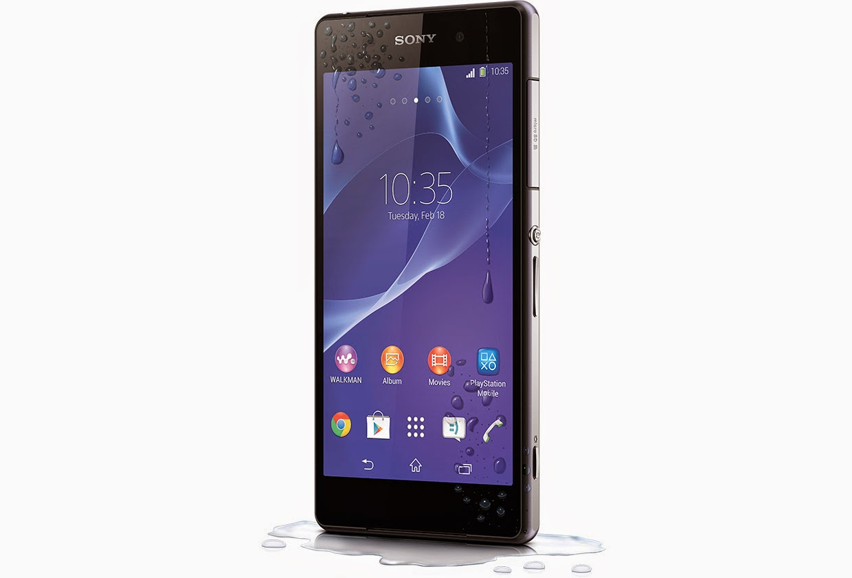 Sony Xperia Z2 Waterproof
