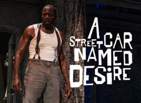 """How does """"A Streetcar Named Desire"""" use light and darkness as a motif"""
