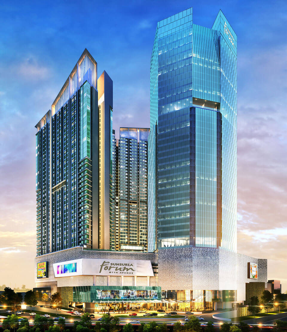 SUNSURIA FORUM Setia Alam