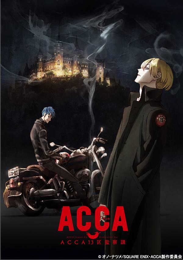 ACCA 13 ku Kansatsu ka Sub Español