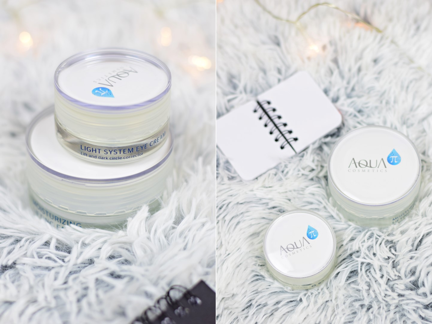aqua_pi_cosmetics_krem_nawilżający_pod_oczy_moisturizing_lifting_face_cream_Light_system_eye_cream_blog_opinie