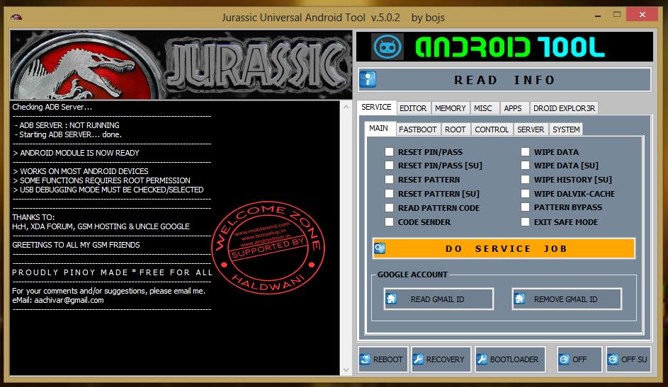 Rockchip Firmware editor Custom