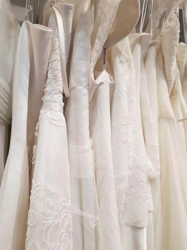 {Mariage} Mes premiers essayages de robes