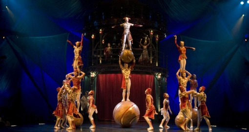 Cirque du Soleil La Nouba Disney
