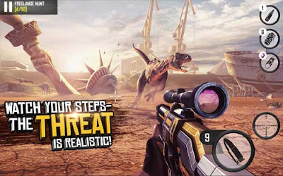 best sniper shooting hunter hile apk