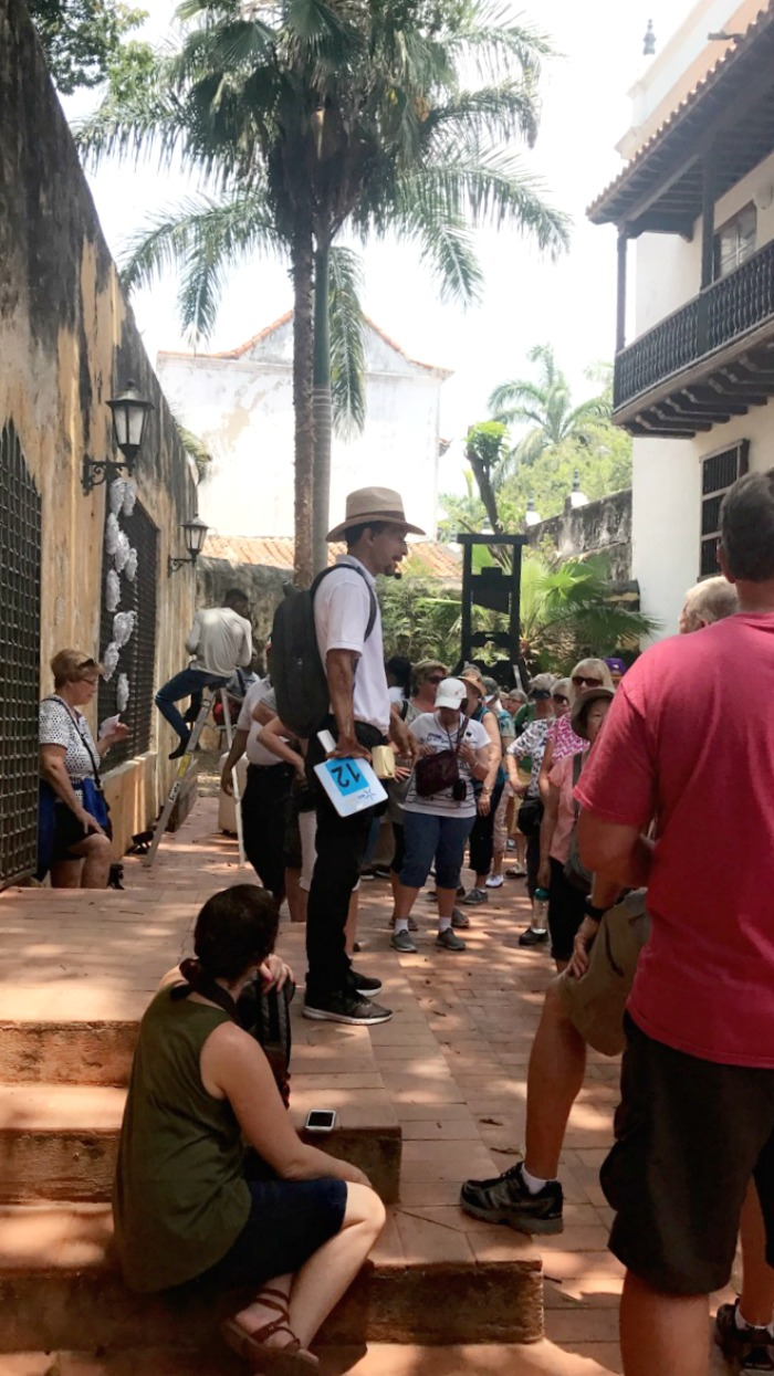 what is a good tour to do in cartagena colombia