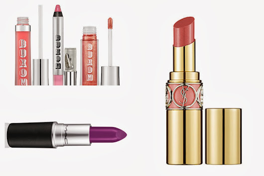 The Lust List: Products I'm Drooling Over