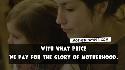 best lines for mom on mother's day