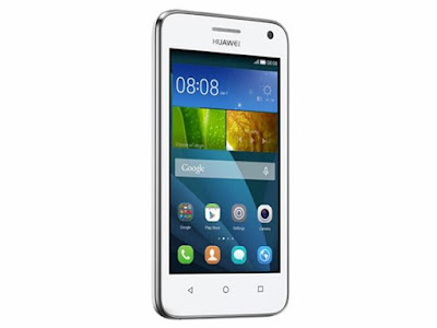 Huawei Y360 Specifications- LAUNCH Also known as Huawei Y3 Announced 2015, March DISPLAY Type IPS LCD capacitive touchscreen, 16M colors Size 4.0 inches, 44.1 cm2 (~56.4% screen-to-body ratio) Resolution 480 x 854 pixels, 16:9 ratio (~245 ppi density) Multitouch Yes BODY Dimensions 122.6 x 63.8 x 10.9 mm (4.83 x 2.51 x 0.43 in) Weight 118 g (4.16 oz) SIM Dual SIM (Mini-SIM/ Micro-SIM, dual stand-by) PLATFORM OS Android 4.4.4 (KitKat) CPU Quad-core 1.2 GHz Cortex-A7 Chipset Mediatek MT6582 GPU Mali-400MP2 MEMORY Card slot microSD, up to 32 GB (dedicated slot) Internal 4 GB, 512 MB RAM CAMERA Primary 5 MP, dual-LED flash Secondary 2 MP Features Yes Video 720p NETWORK Technology GSM / HSPA 2G bands GSM 850 / 900 / 1800 / 1900 - SIM 1 & SIM 2 3G bands HSDPA 900 / 2100 Speed HSPA 21.1/5.76 Mbps GPRS Yes EDGE Yes COMMS WLAN Wi-Fi 802.11 b/g/n, Wi-Fi Direct, hotspot GPS Yes, with A-GPS USB microUSB 2.0 Radio FM radio Bluetooth 4.0, A2DP FEATURES Sensors Accelerometer Messaging SMS(threaded view), MMS, Email, Push Email, IM Browser HTML5 Java No SOUND Alert types Vibration; MP3, WAV ringtones Loudspeaker Yes 3.5mm jack Yes BATTERY  Removable Li-Po 1730 mAh battery Stand-by Up to 280 h (2G) / Up to 220 h (3G) Talk time Up to 6 h 40 min (2G) / Up to 7 h 30 min (3G) Music play  MISC Colors Black, White  - MP3/WAV/eAAC+ player - MP4/H.264 player - Photo/video editor - Document viewer