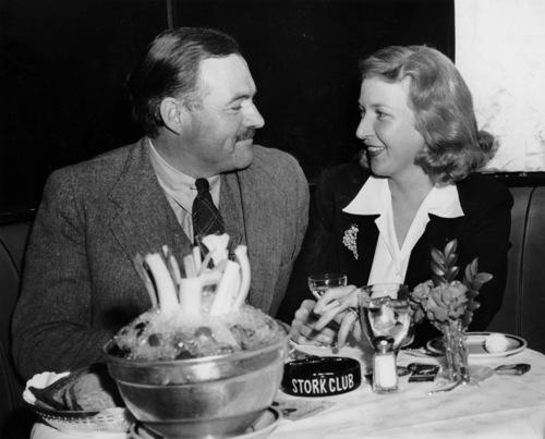 Tales of a Madcap Heiress: Hemingway & Gellhorn