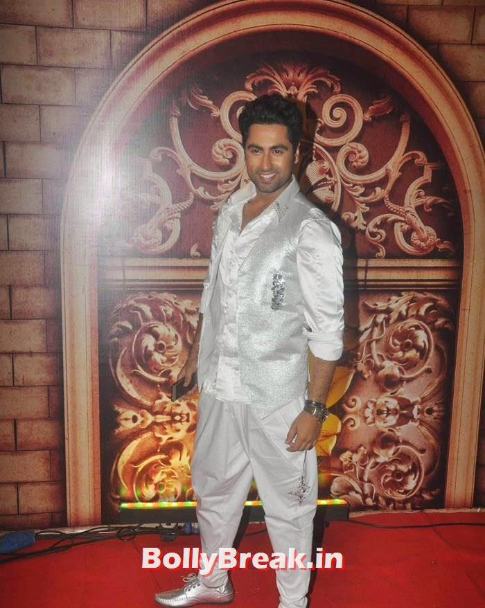 Ankit Gera, Zee Rishtey Awards 2014 Photo Gallery