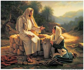 Risultati immagini per gesu e la samaritana
