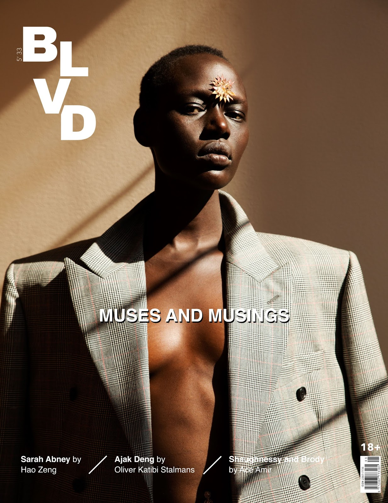 Leaked Ajak Deng nude photos 2019