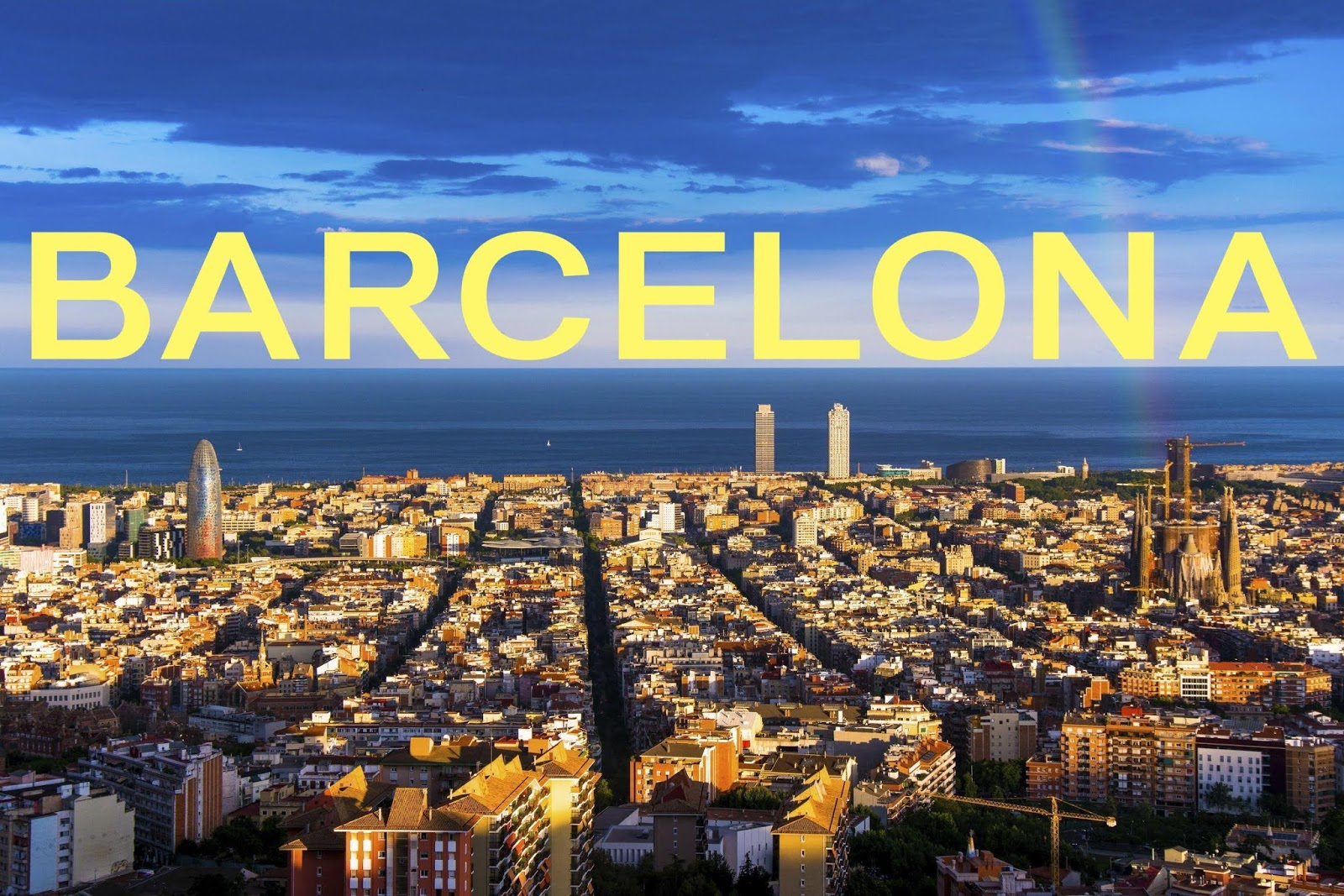 Los Angeles (LAX) - Barcelona, Spain (BCN) // $377 USD Round-Trip, Direct Flight! This Is Your Chance To Visit Barcelona 🌆🇪🇸
