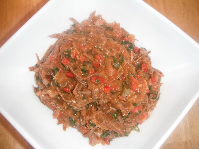 P-ART-Y: Venezuelan Shredded Beef: Carne Mechada