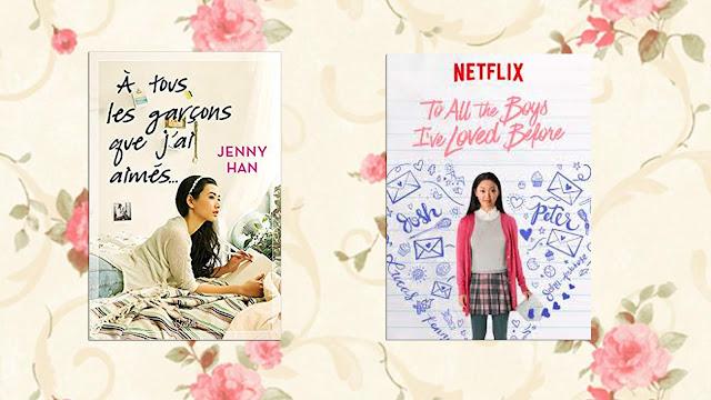 A tous les garçons que j'ai aimés - Jenny Han